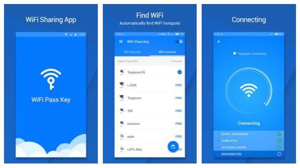 Точка доступа WiFi-Free WiFi для Андроид (Хмм!) СОФТ