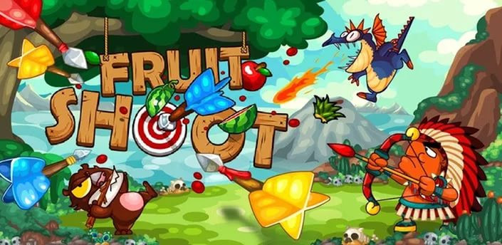 Фрукты Шутер / Fruit Shoot на Андроид Игры