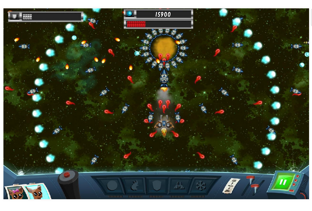Старая добрая A Space Shooter For Free для Android Игры