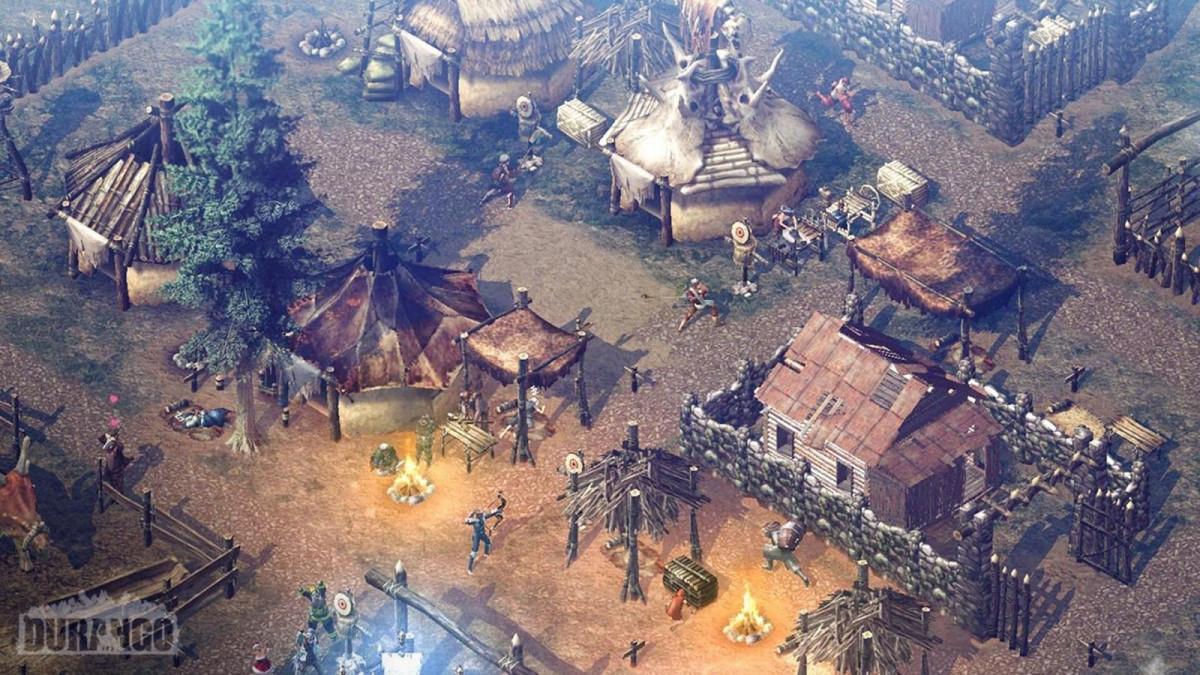 Игра Durango (2017) на Android - Скачать Игры