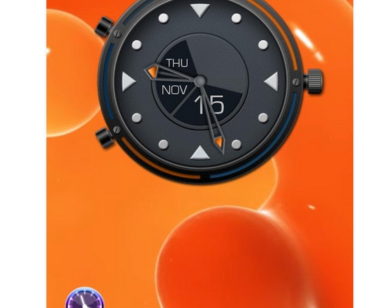 Beautiful Clock Widget pro для Android СОФТ