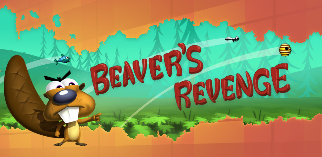 Beaver's Revenge (Месть Бобров) на Андроид Игры