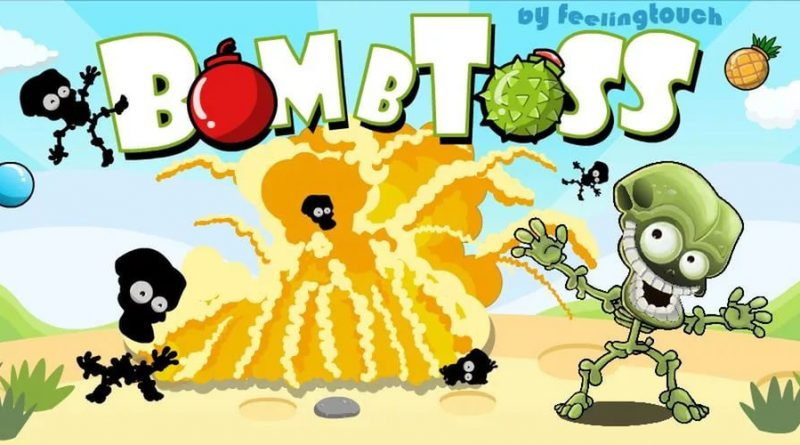 Bombs vs Zombies - Bomb Toss на Андроид Игры