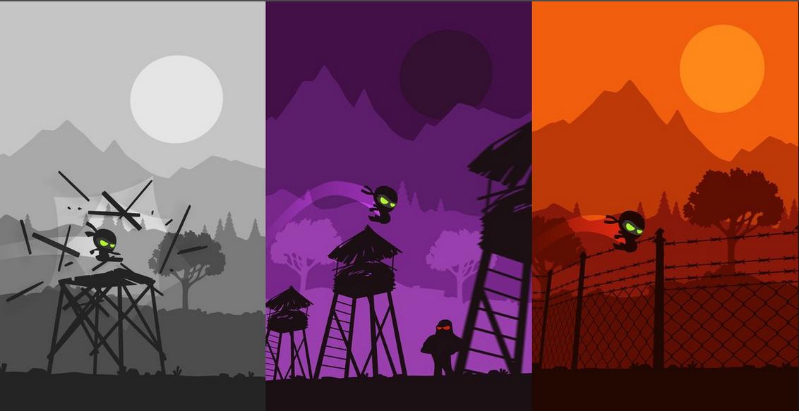 Breakout Ninja на Андроид Игры