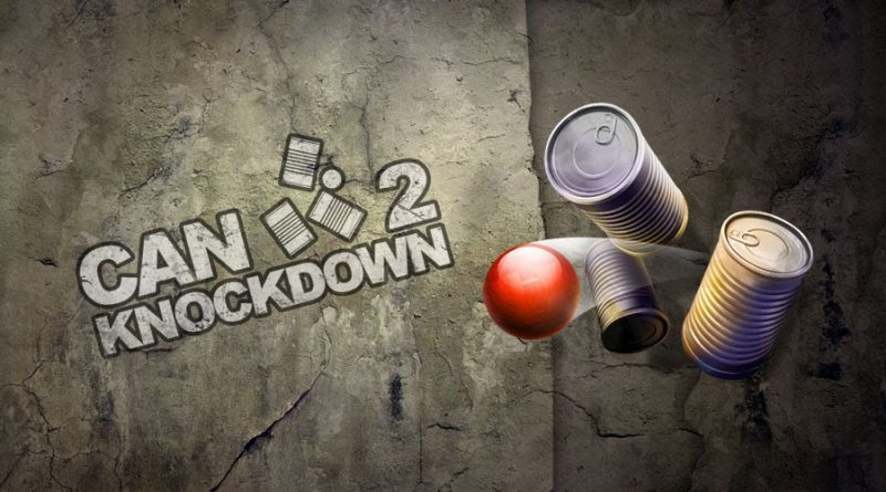 Can Knockdown 2 на Андроид Игры