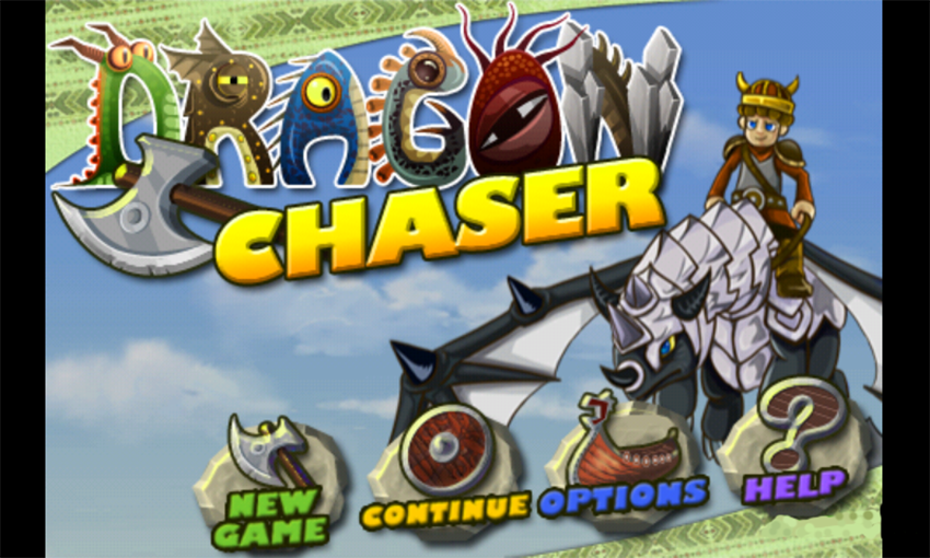 Dragon Chaser на Андроид Игры