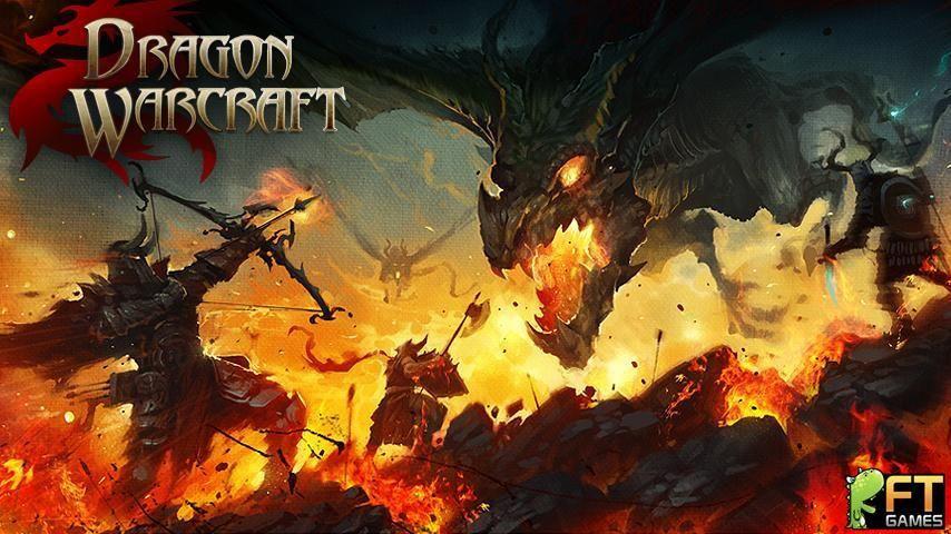 Dragon Warcraft для Android - бесплатно!!! Игры