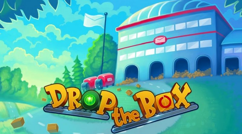 Drop the Box на Андроид Игры