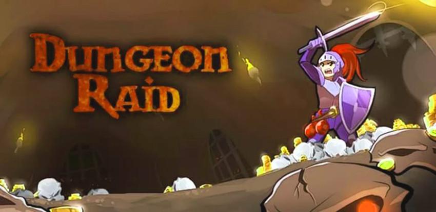 Головоломка Dungeon Raid на Андроид Игры