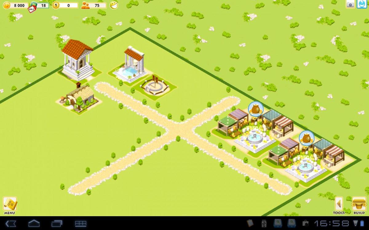 Empire Story на Андроид Игры