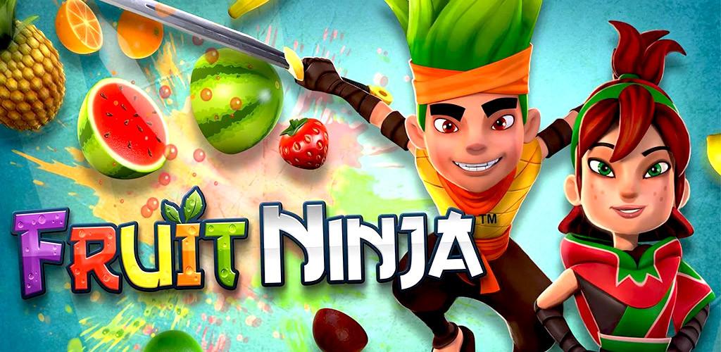 Игра Fruit Ninja на Андроид Игры