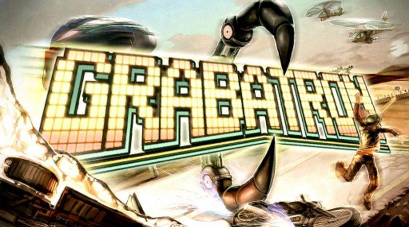 Аркада Grabatron на Андроид Игры