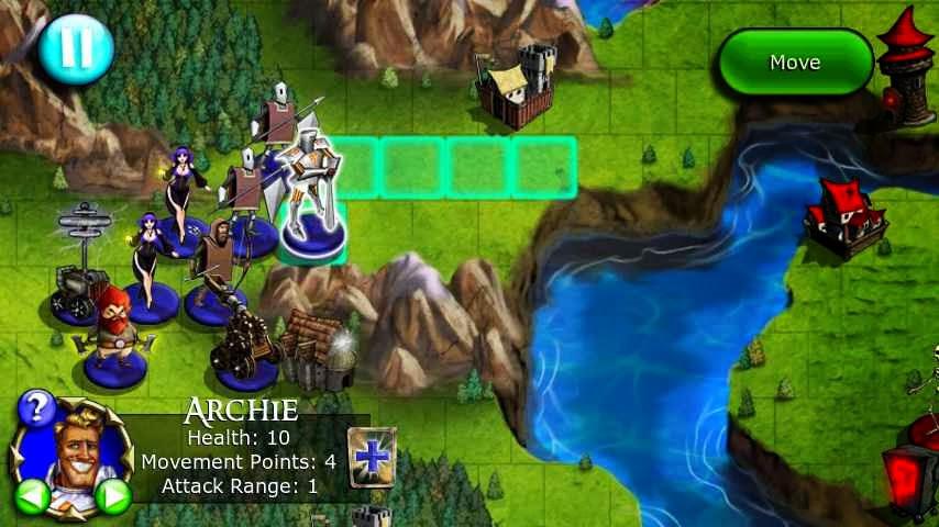Highborn: Chapter 3 на Андроид - коллекция! Игры