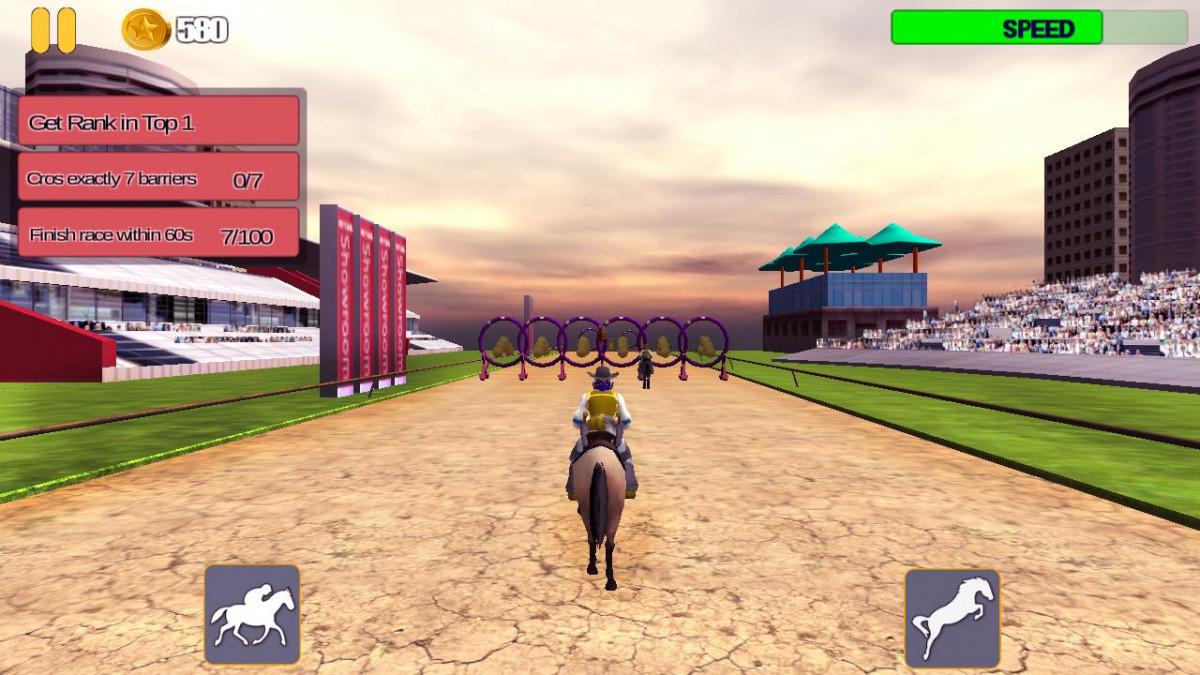 Horse Simulator 3D для Андроид - Симулятор Лошади! Игры