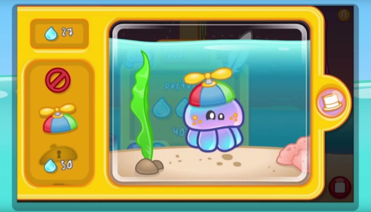 Jellyflop! для Android Игры