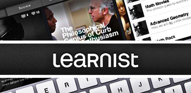 Learnist - коллекция учебных материалов. Бесплтано! СОФТ