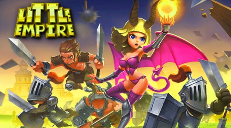 Little Empire на Андроид Игры