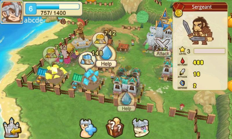 Little Empire на Андроид Игры