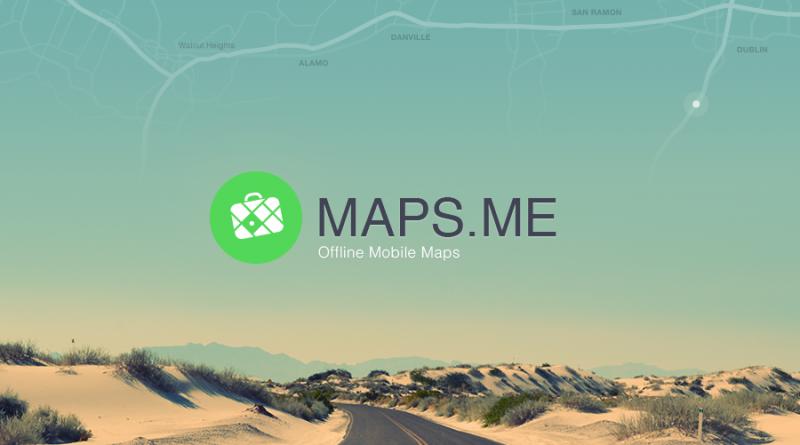 Плюсы открытого редактирования картографического сервиса MAPS.ME Новости