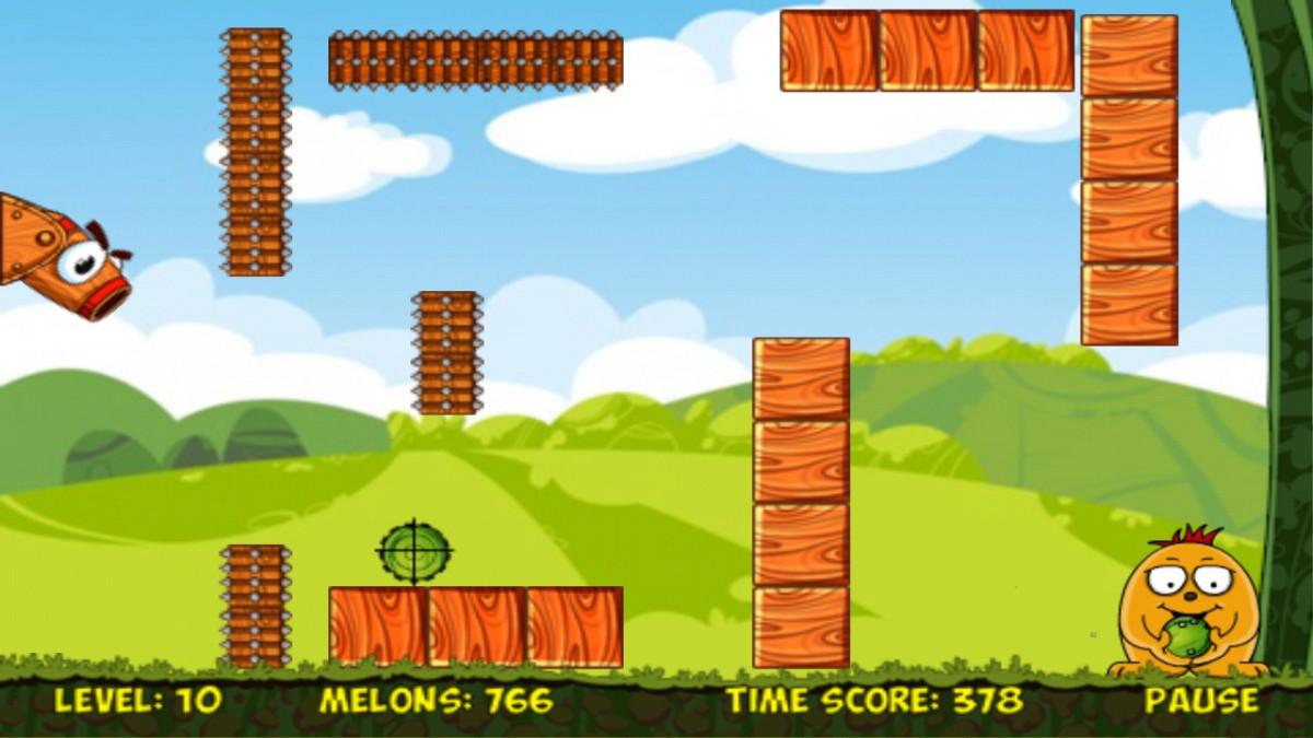 Melon Bounce для Android - скачать Игры