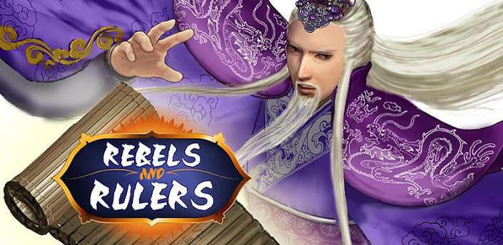 ММОРПГ Rebels & Rulers на Андроид Игры