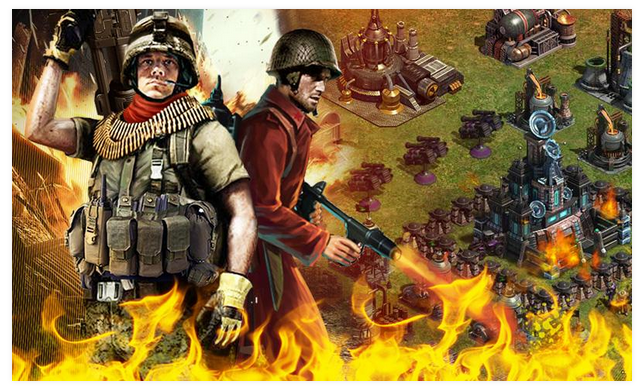 Red Warfare для Android Игры