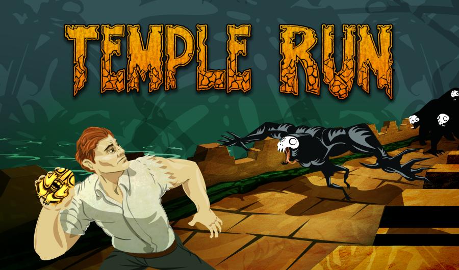 Игра Temple Run для Андроид Игры