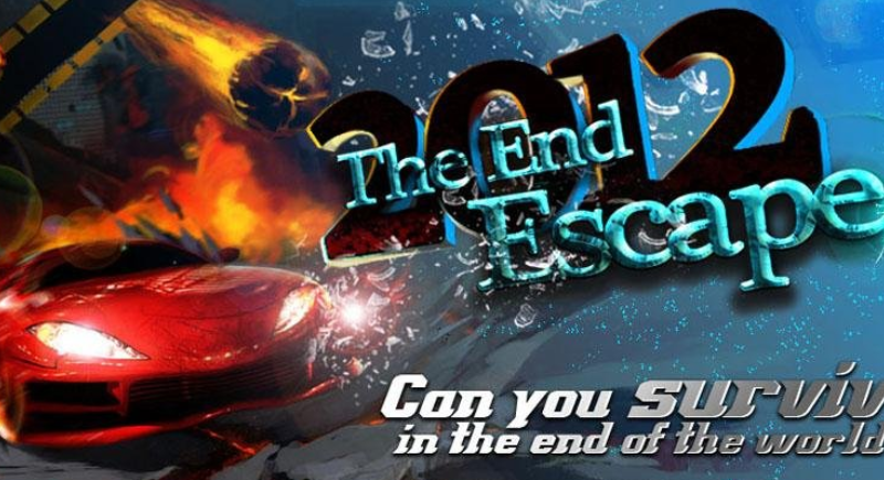 Старая The END:Escape на Android Игры