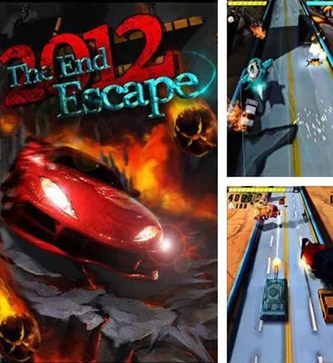 Старая The END:Escape на Android Игры
