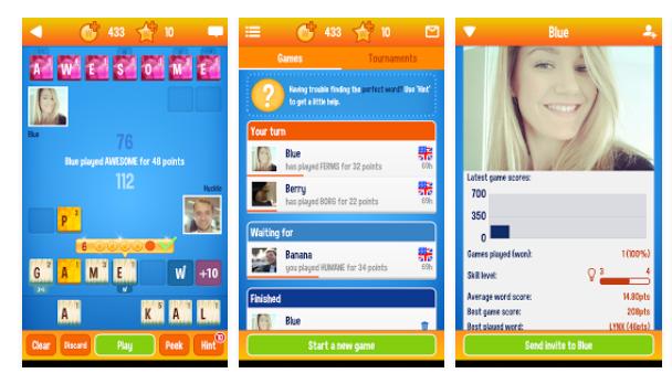 WordOn HD для Android скачать Игры