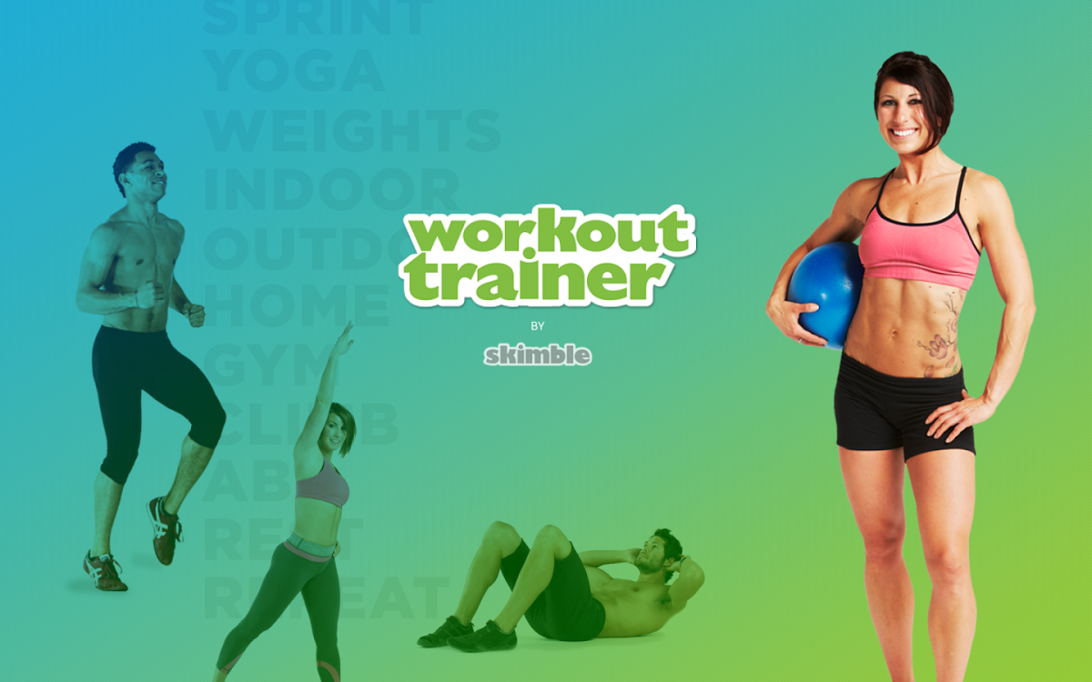 Workout Trainer для Android СОФТ