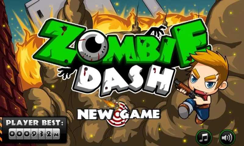 Zombie Dash на Андроид Игры