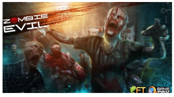 Zombie Evil для Android Игры