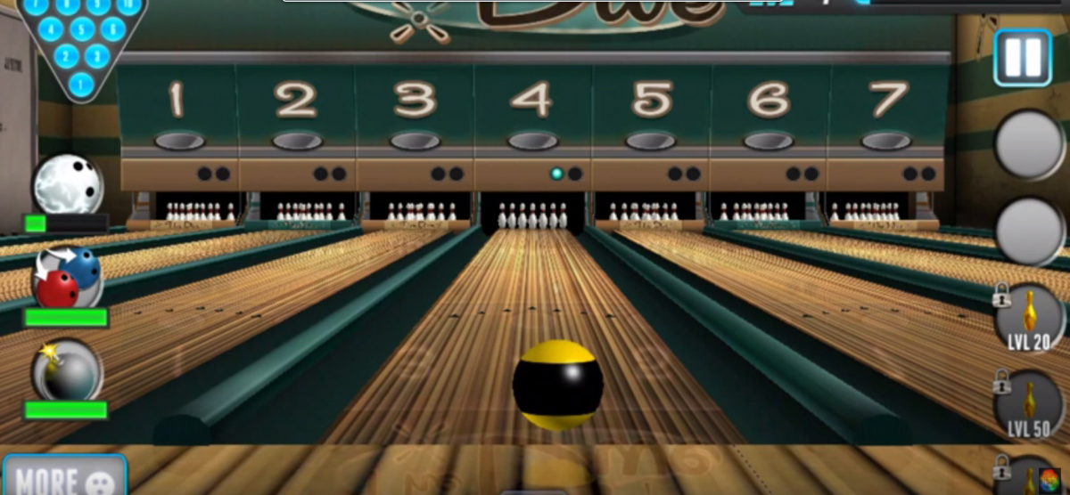 PBA Bowling Challenge для Android Игры