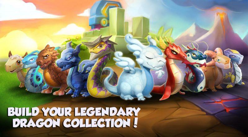 Драконы для Андроида - Интересная подборка игр! Игры