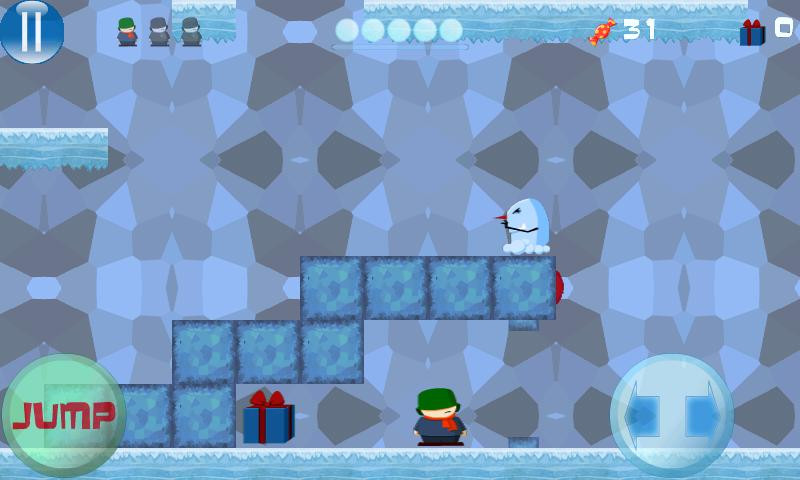 Angry Boy Winter Holidays - Бросаем снежки на Андроид Игры