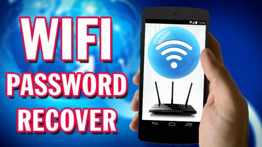 WiFi Key Recovery - Если завтра Wi-Fi… СОФТ