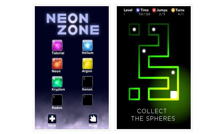 Neon Zone на Андроид Игры