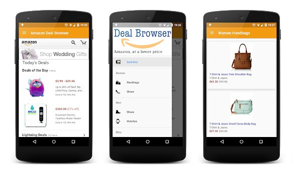 Deal Browser for Amazon для Android Cтатьи