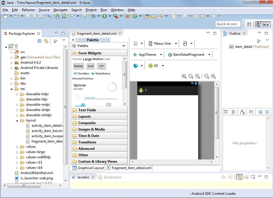 Программы для создания приложений для андроид FAQ по Андроид