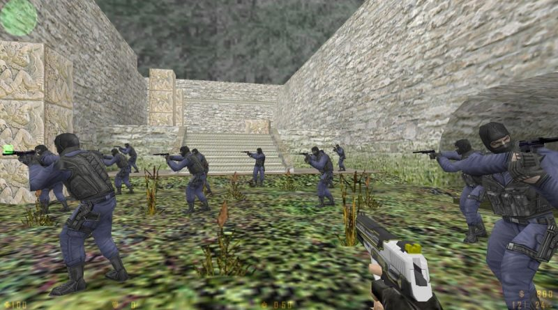 Counter-Strike 1.6 CSL V6 Игры