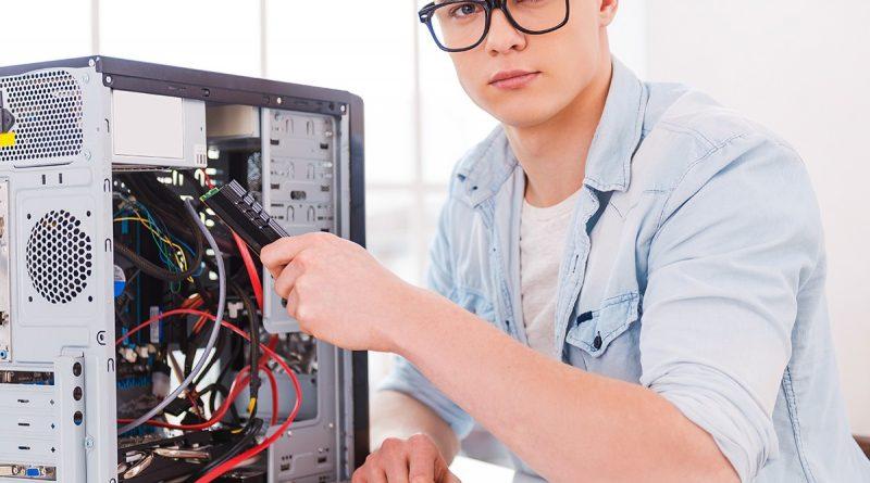 Сервис по ремонту компьютеров Cтатьи