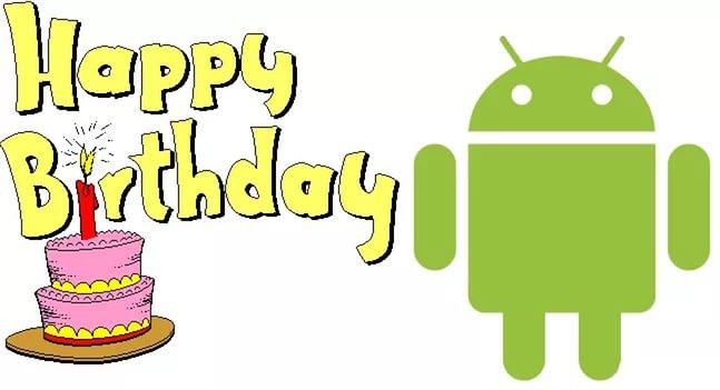 Дни рождения для Андроид на Русском СОФТ