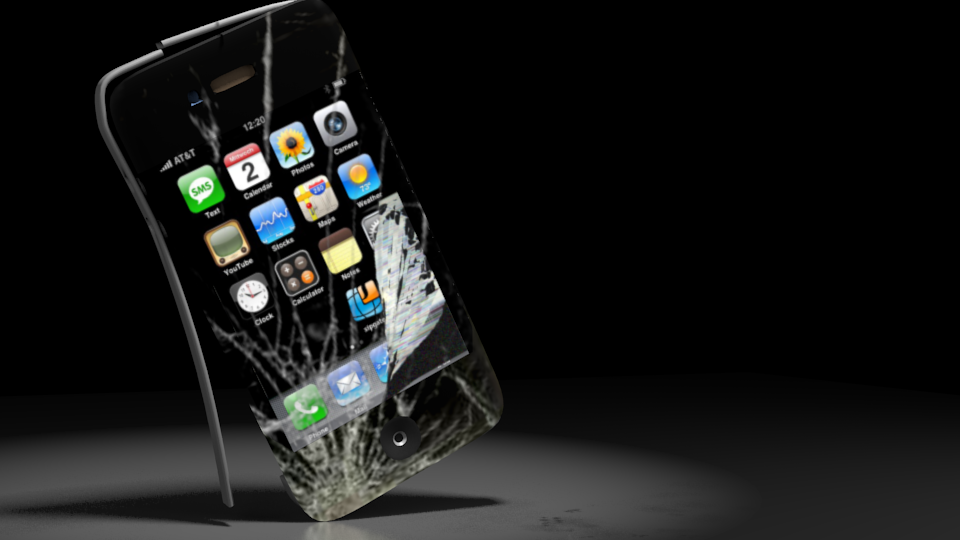 Что делать после падения смартфона на пол Cтатьи