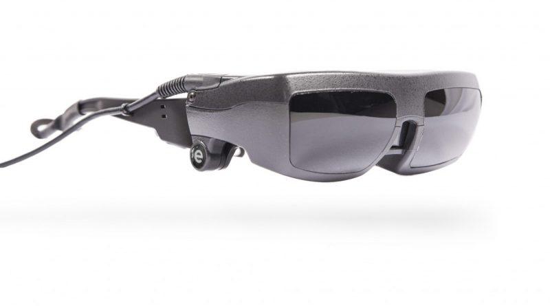 AR-шлем eSight 3 позволяет людям с плохим зрением хорошо видеть Новости