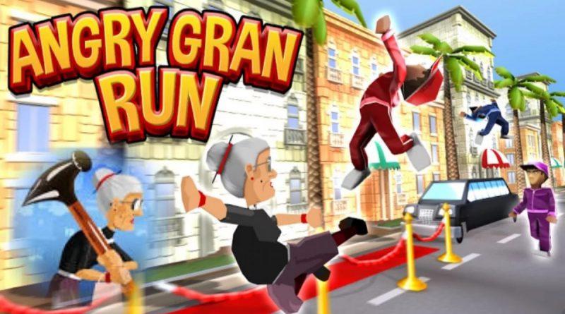 Angry Gran Best Free Game на Андроид Игры