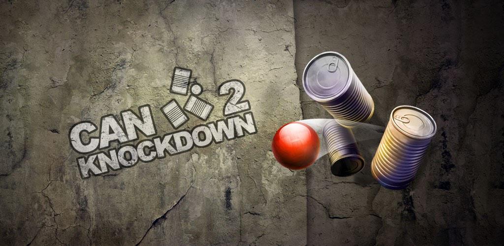 Can Knockdown 2 на Андроид Игры