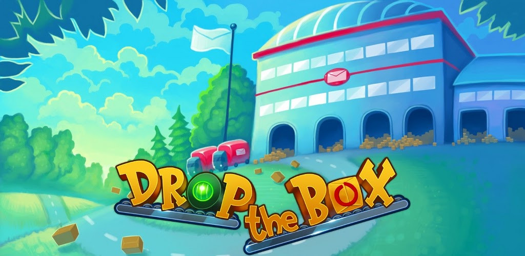 Drop the Box на Андроид Игры