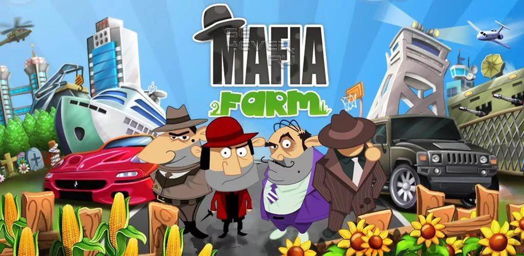 (Мафия Ферма) Mafia Farm на Андроид Игры