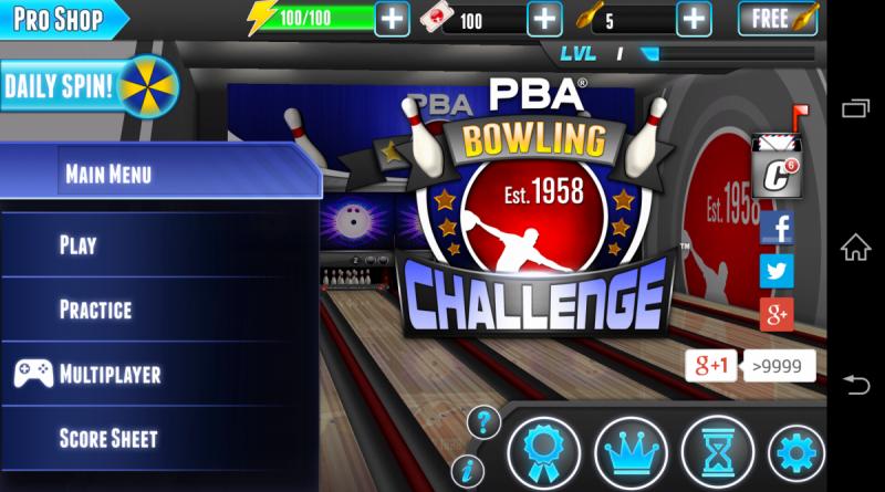 PBA Bowling Challenge для Android Игры